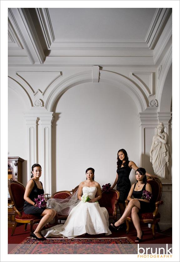 Ralston Hall Wedding Brunkblog